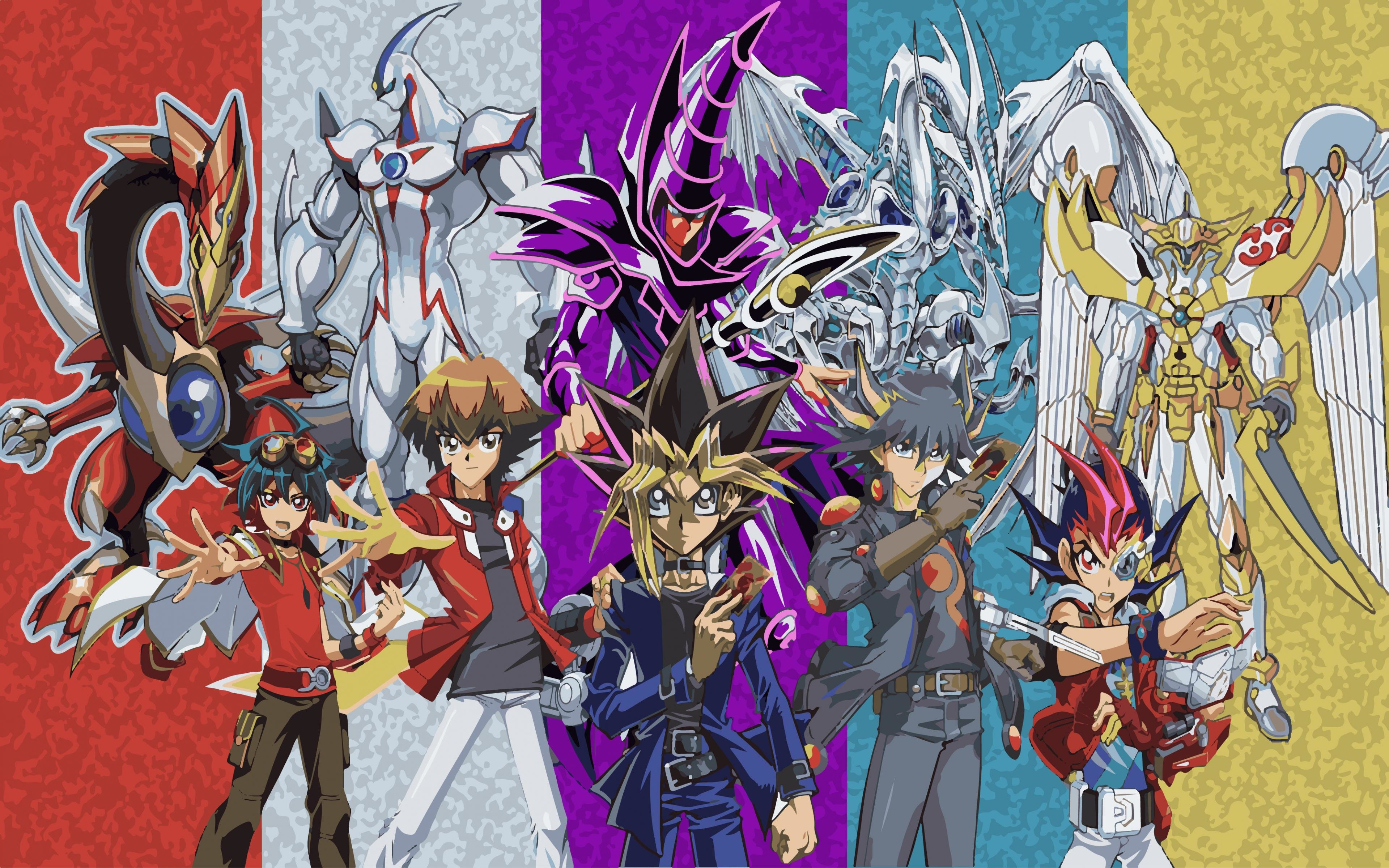 Awesome Yu Gi Oh Free Wallpaper Id 83887 For Hd 3840x2400 Computer