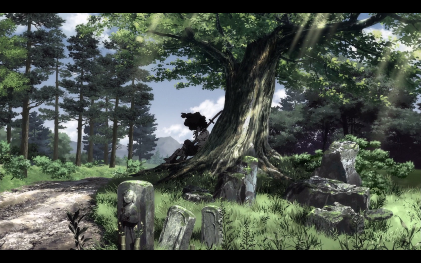 Awesome Afro Samurai free wallpaper ID:329119 for hd 1680x1050 PC