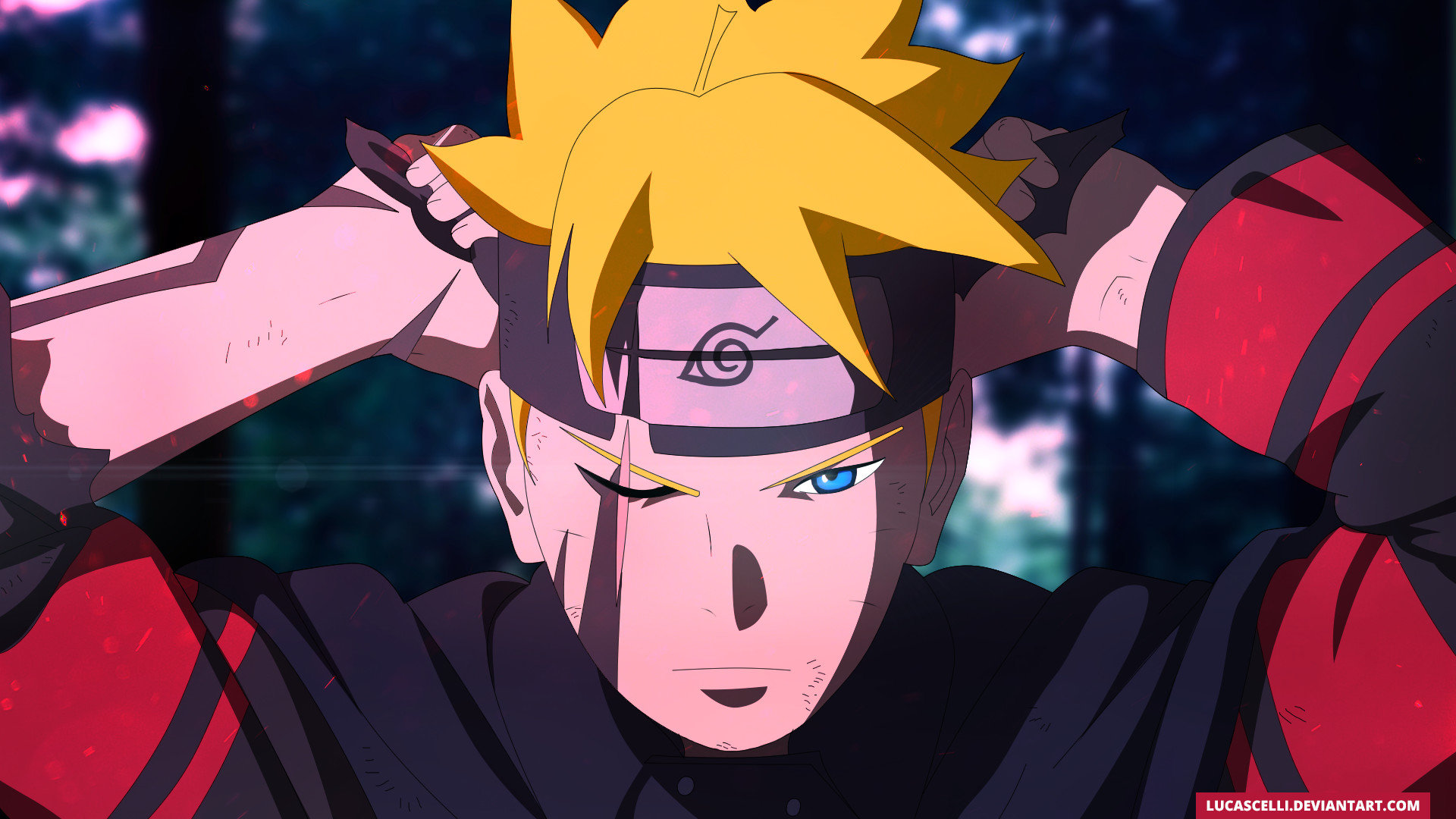Boruto The Movie Hd