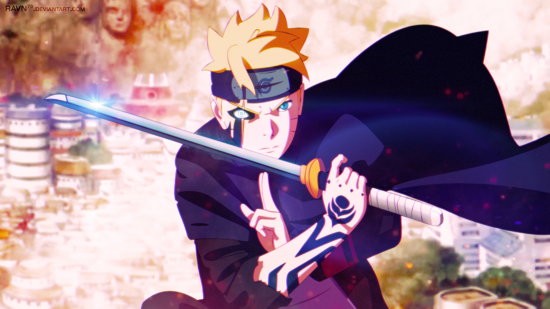 Free Boruto: Naruto The Movie high quality wallpaper ID:327598 for hd 1080p PC