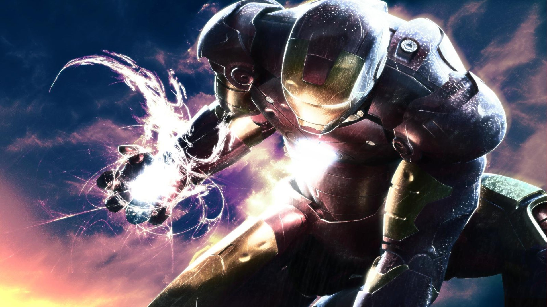 Download full hd Iron Man PC background ID:23 for free
