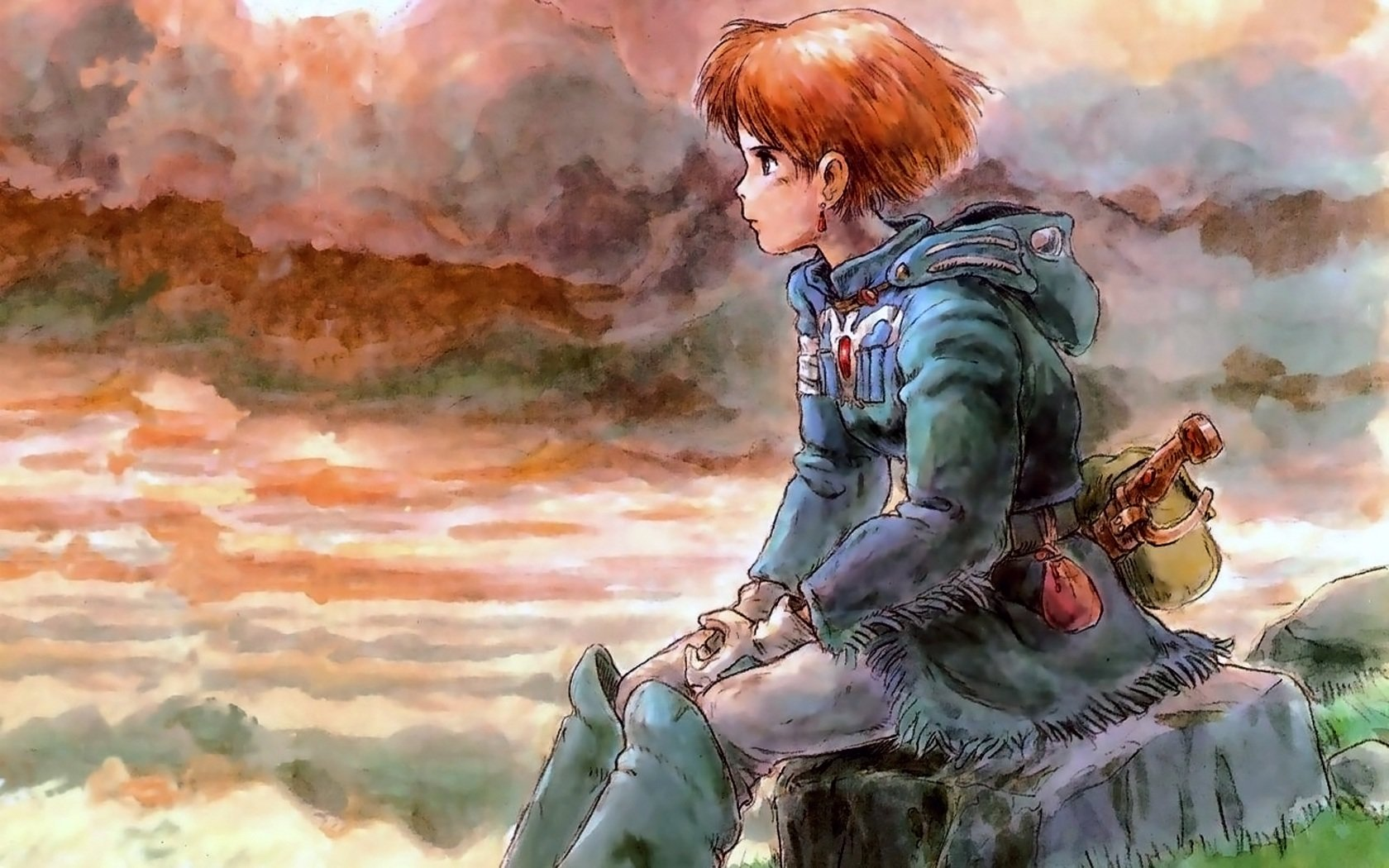 Free Nausicaa Of The Valley Of The Wind high quality wallpaper ID:315368 for hd 1680x1050 desktop