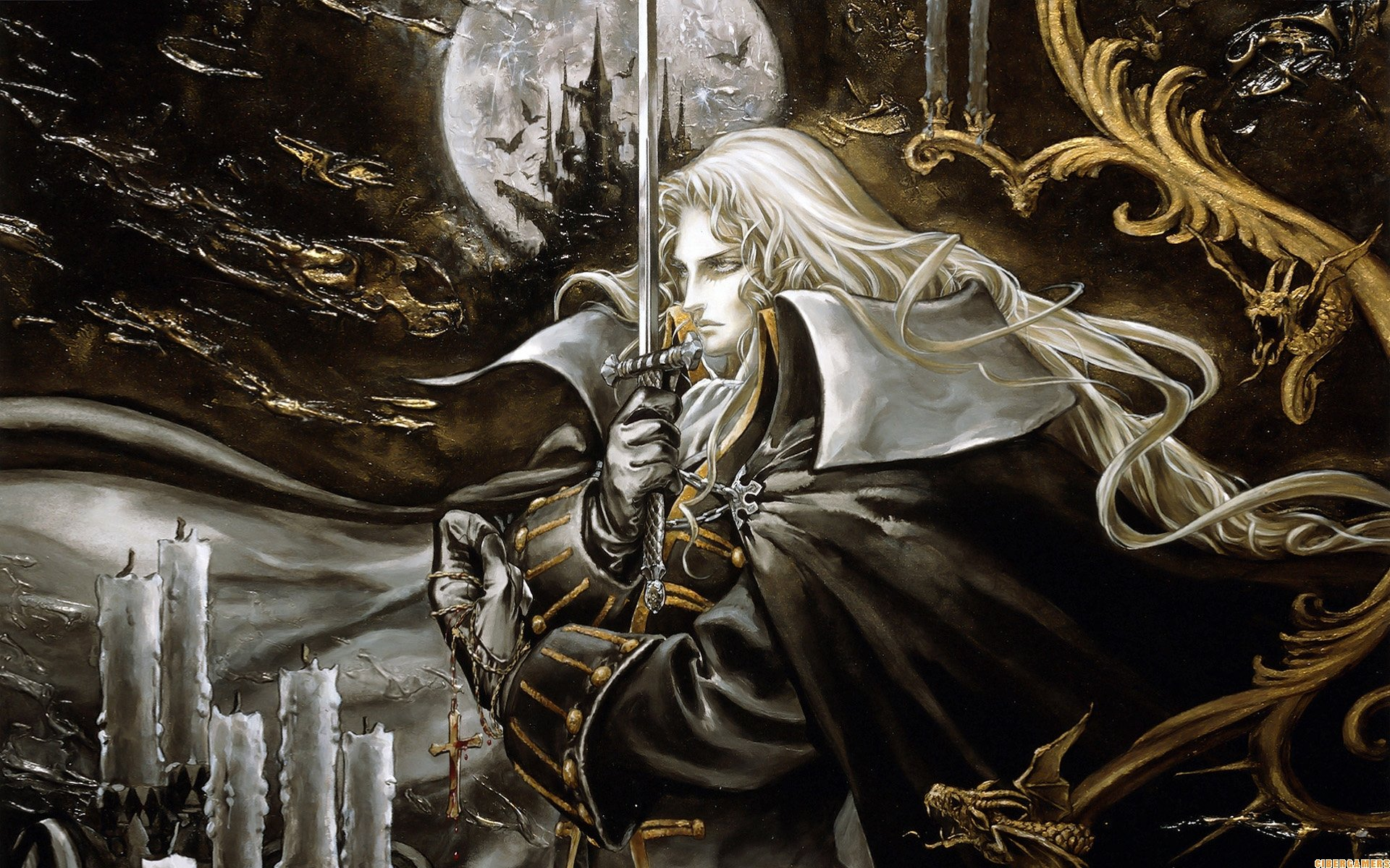 Best Castlevania background ID:391378 for High Resolution hd 1920x1200 desktop