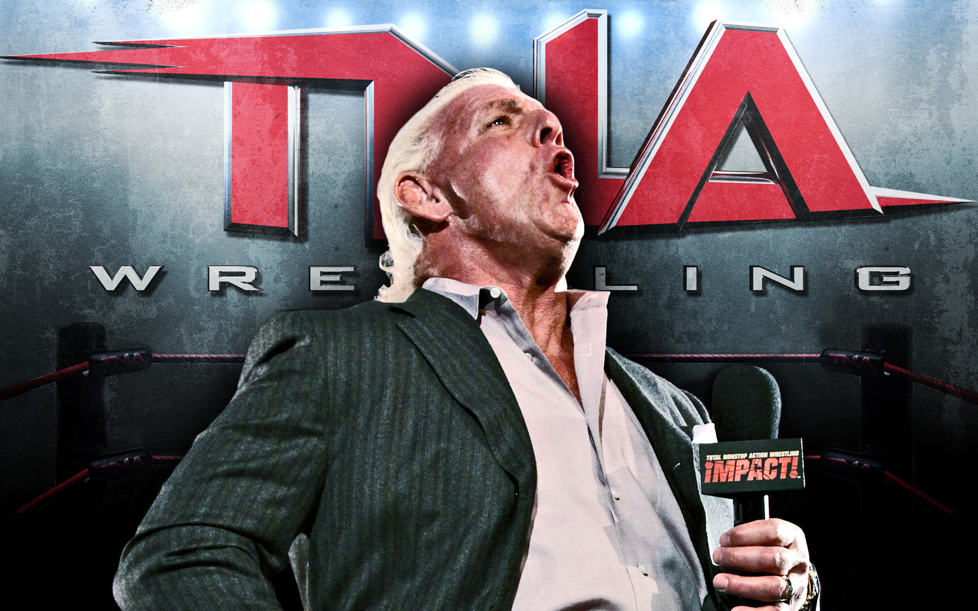 Download hd 1920x1200 Ric Flair desktop wallpaper ID:125319 for free