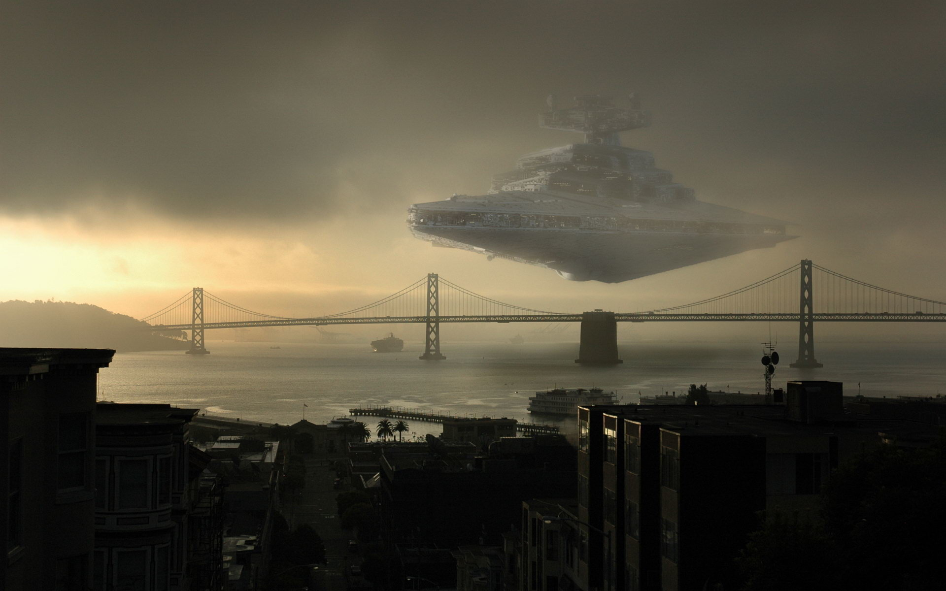 Free download Star Destroyer wallpaper ID:459189 hd 1920x1200 for PC