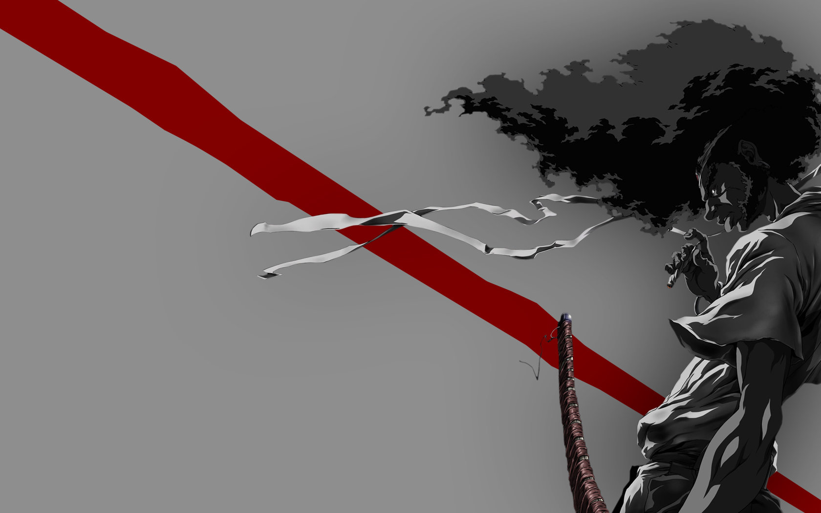 High resolution Afro Samurai hd 1680x1050 background ID:329125 for PC