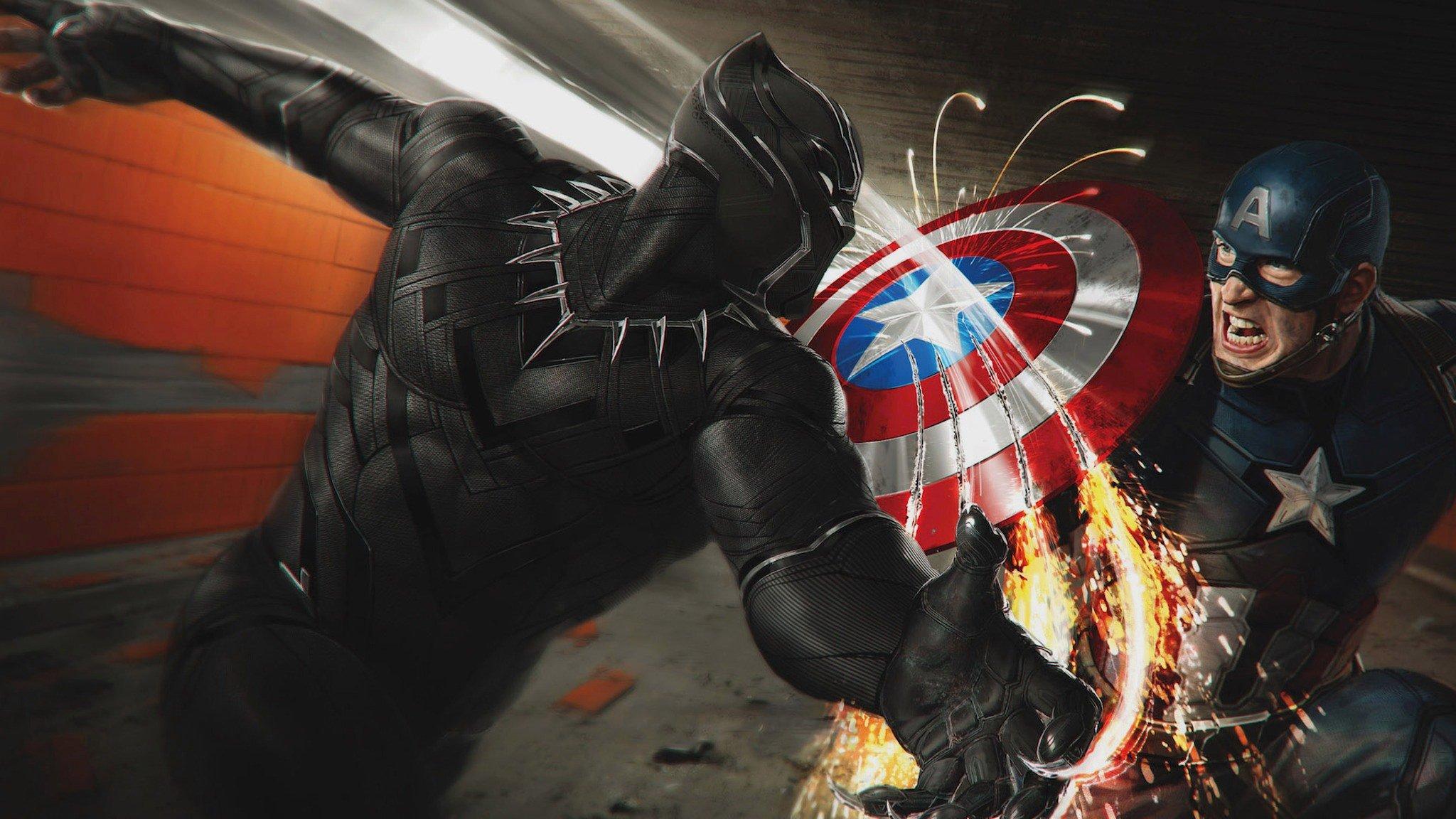 captain america civil war wallpapers hd for desktop
