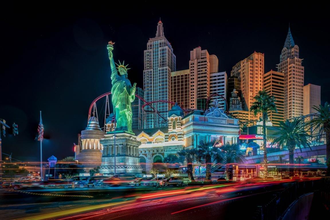 High Resolution Las Vegas Hd 1152x768 Wallpaper Id 494385 For Pc