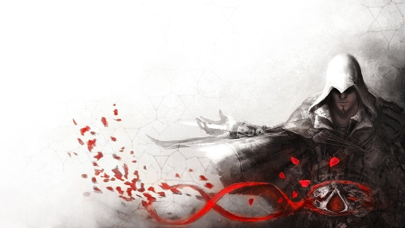 Free Download Ezio Assassin S Creed Background Id 188207