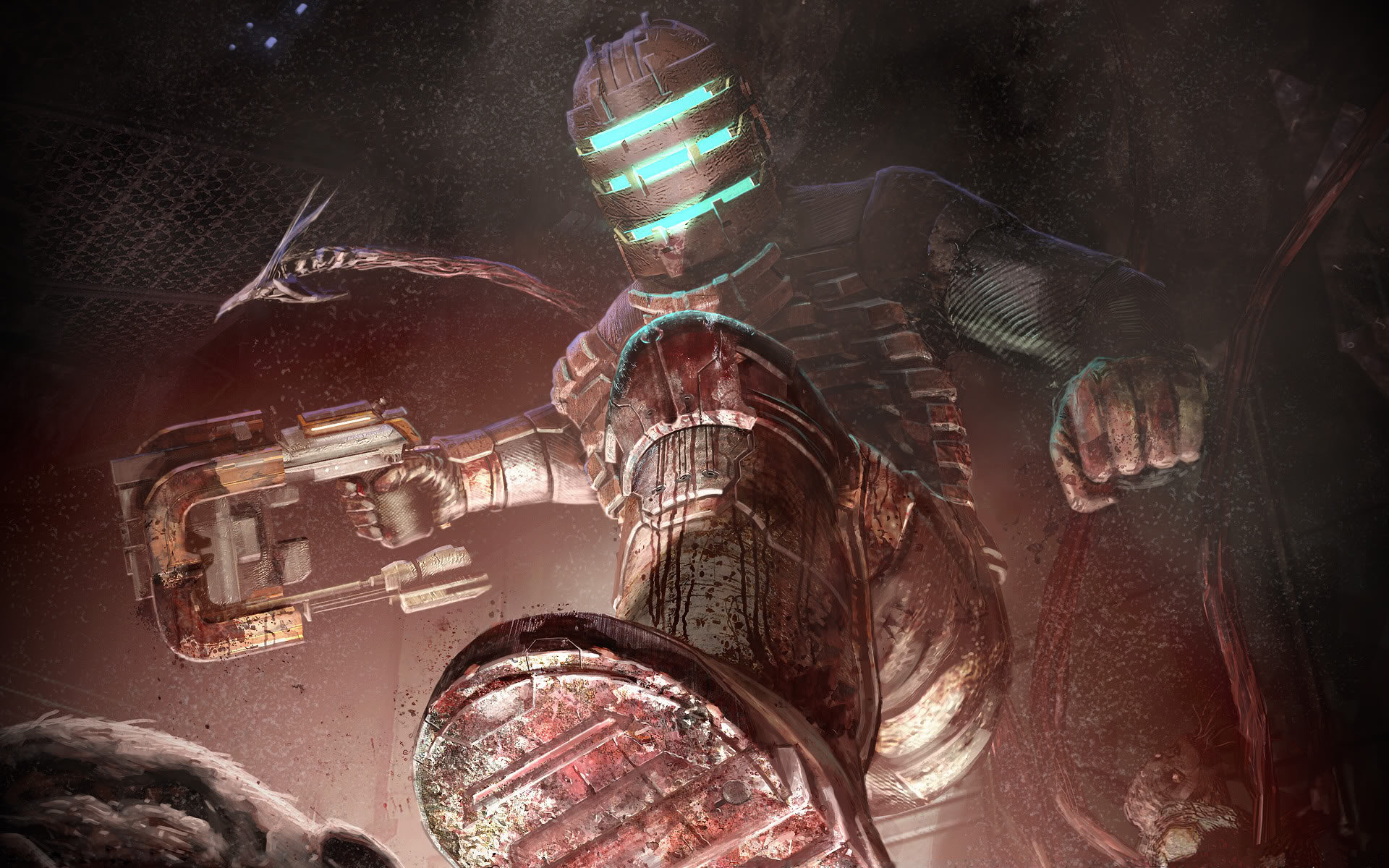 Free download Dead Space background ID:211586 hd 1920x1200 for desktop