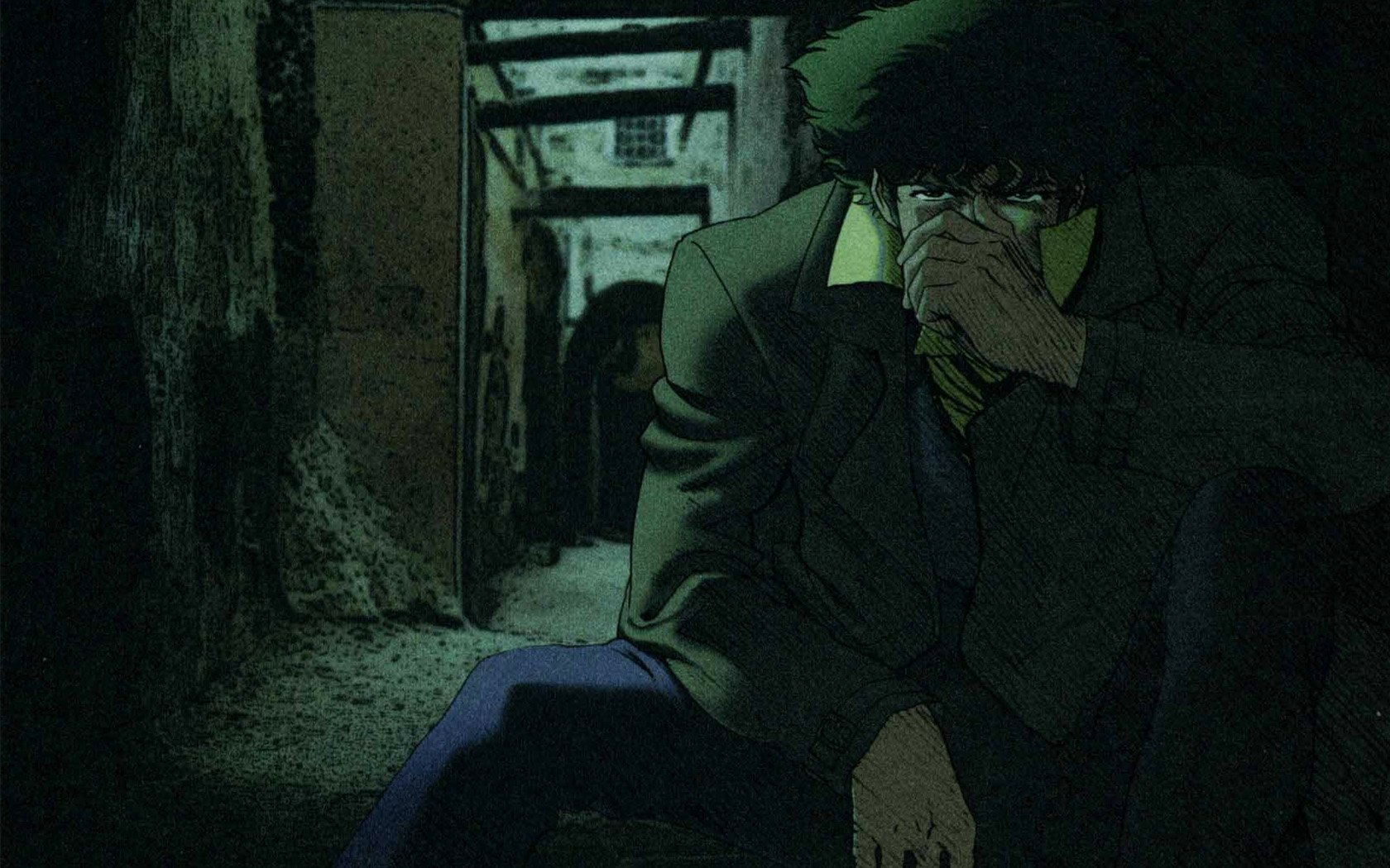 High resolution Spike Spiegel hd 1680x1050 background ID:54175 for computer