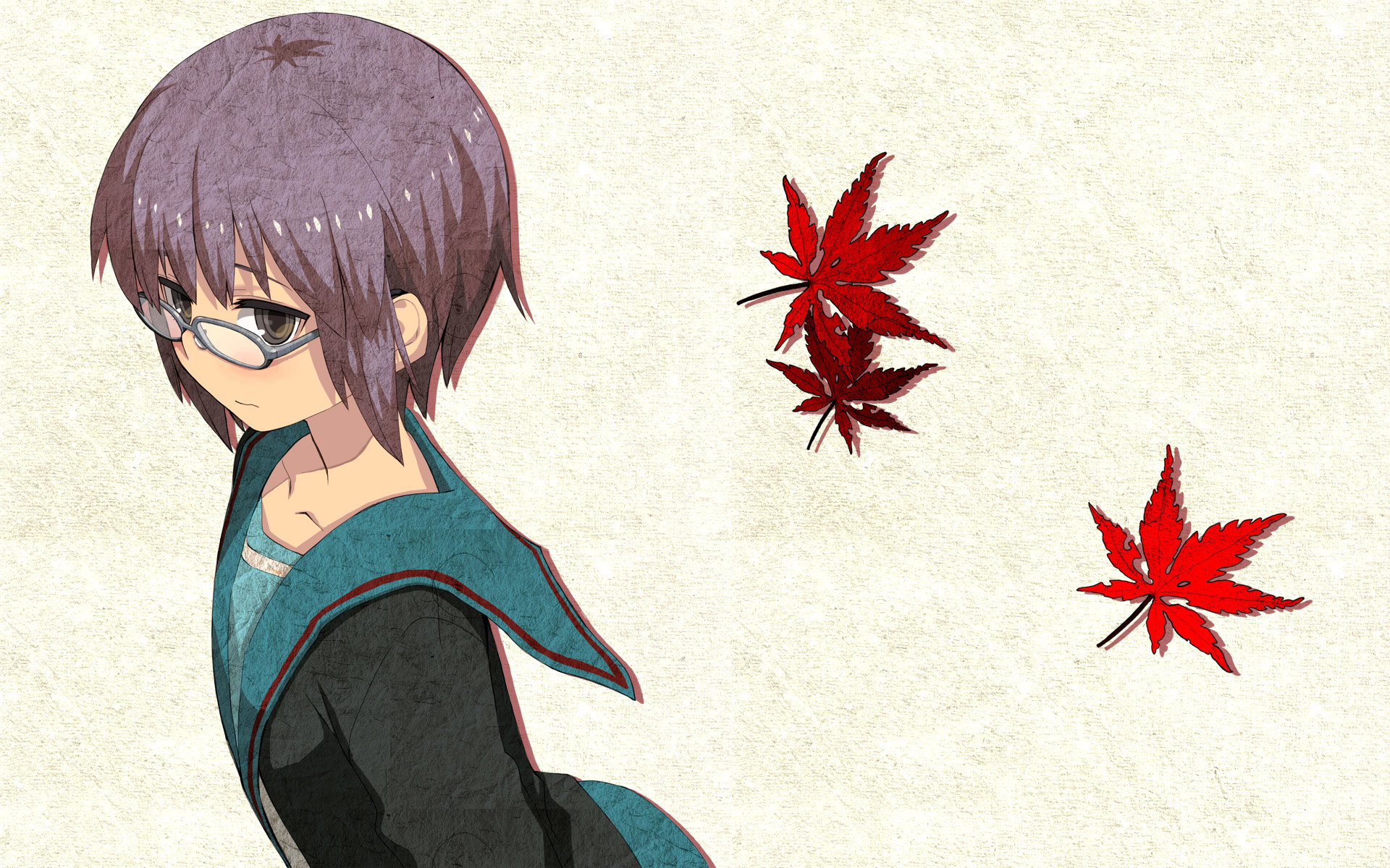 Best Yuki Nagato background ID:138981 for High Resolution hd 1920x1200 PC