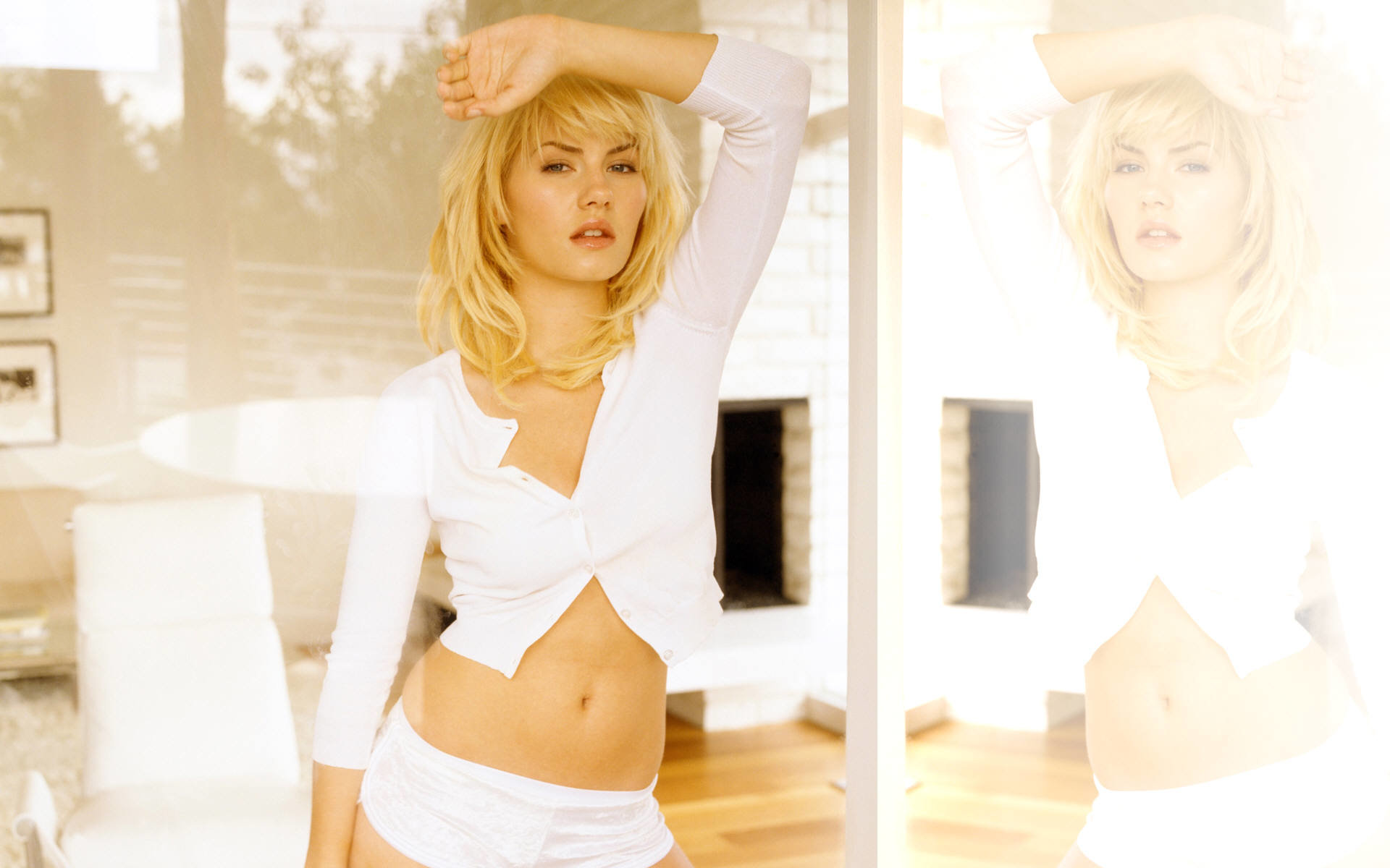 Awesome Elisha Cuthbert free wallpaper ID:243552 for hd 1920x1200 computer