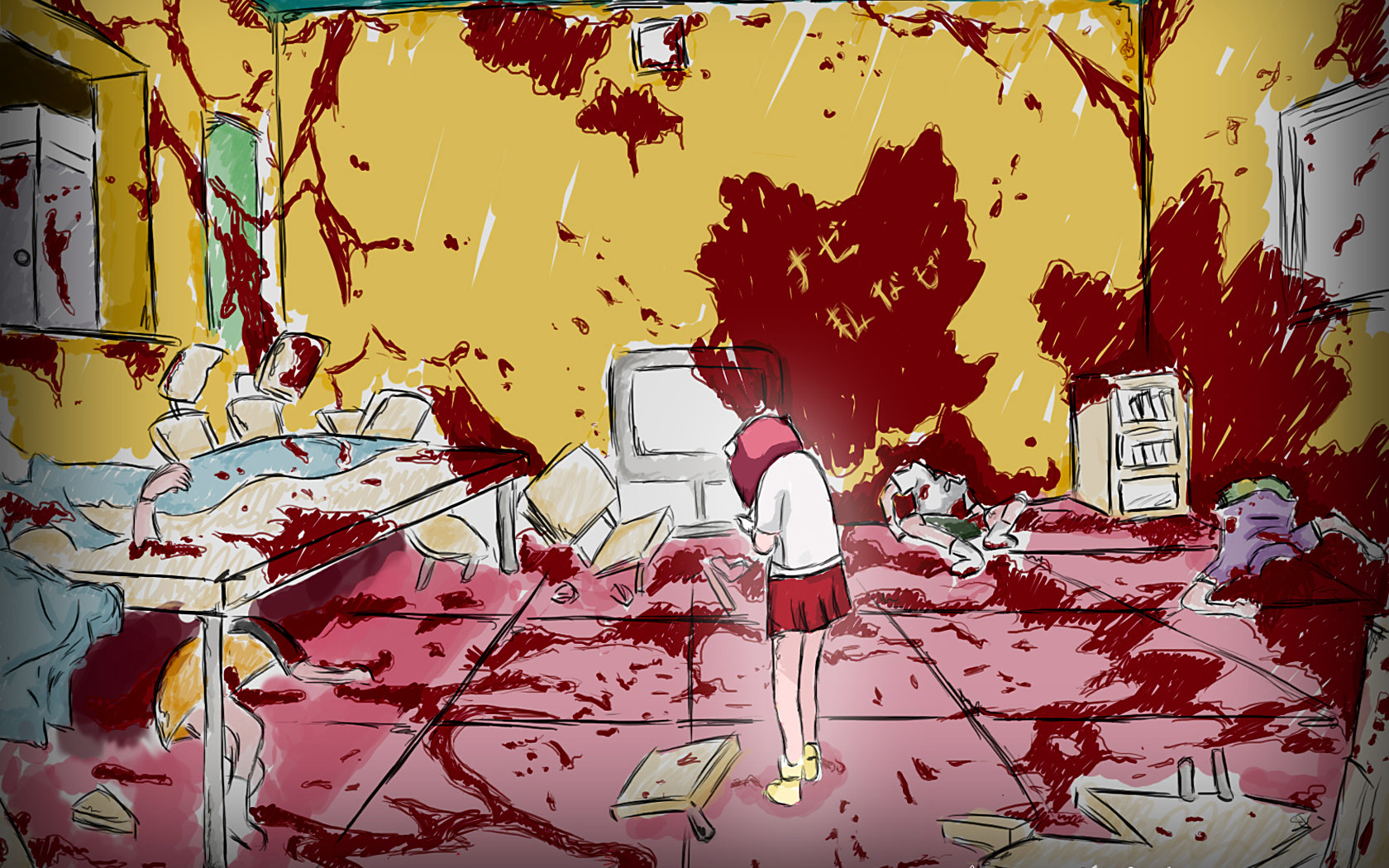 Best Elfen Lied background ID:384161 for High Resolution hd 1680x1050 computer