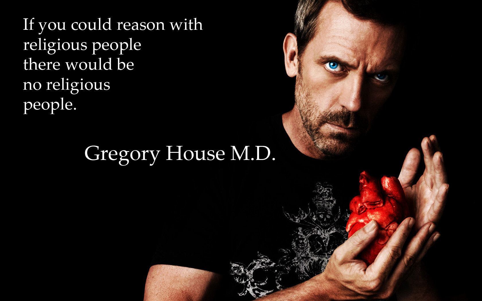 Free Dr. House high quality background ID:156670 for hd 1680x1050 computer