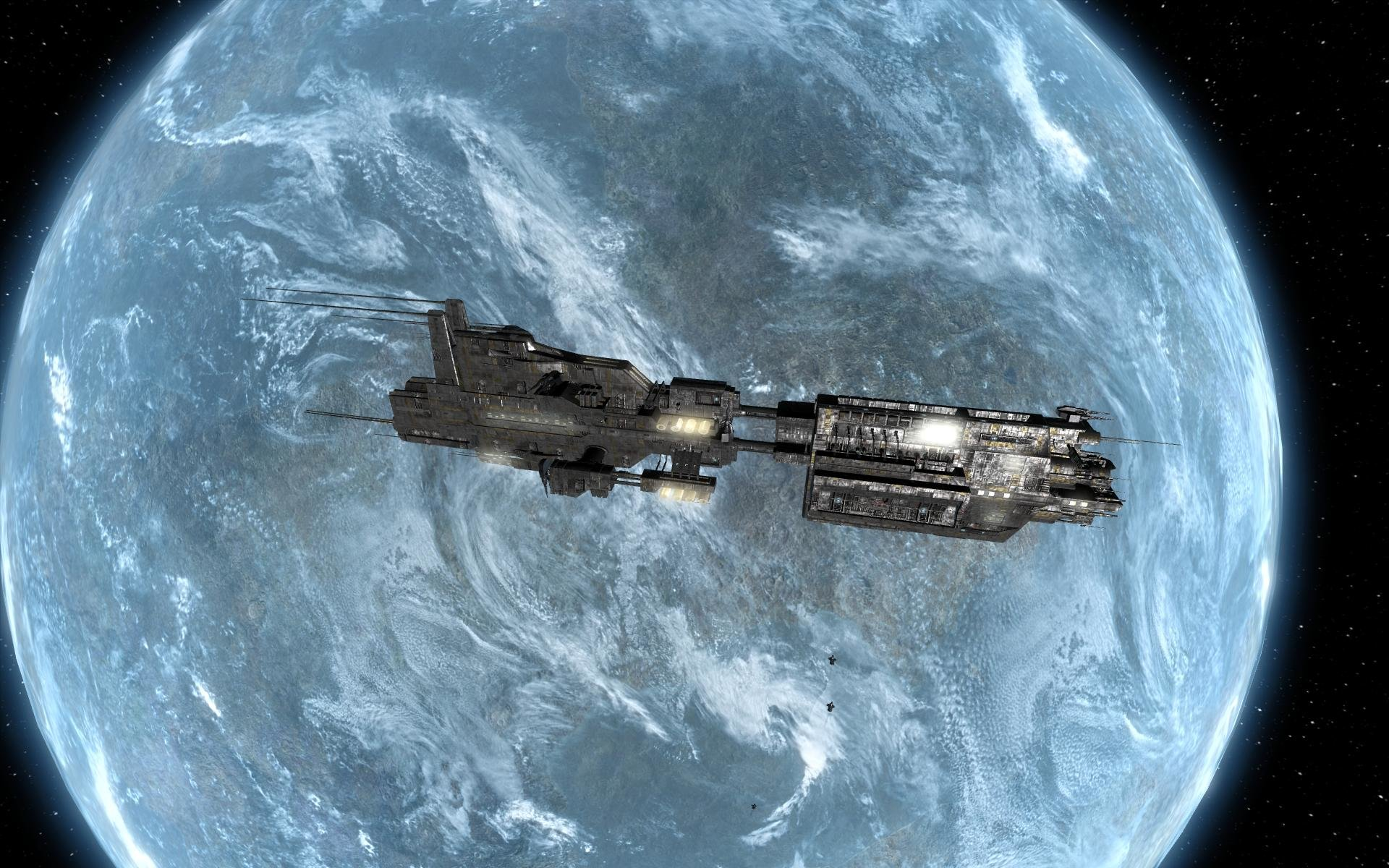 Best Spaceship background ID:183743 for High Resolution hd 1920x1200 PC