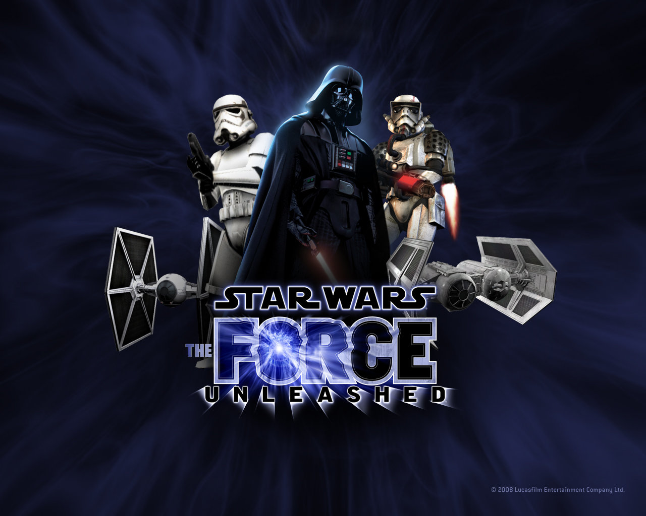 star wars the force unleashed wallpaper hd 1280x1024 259741
