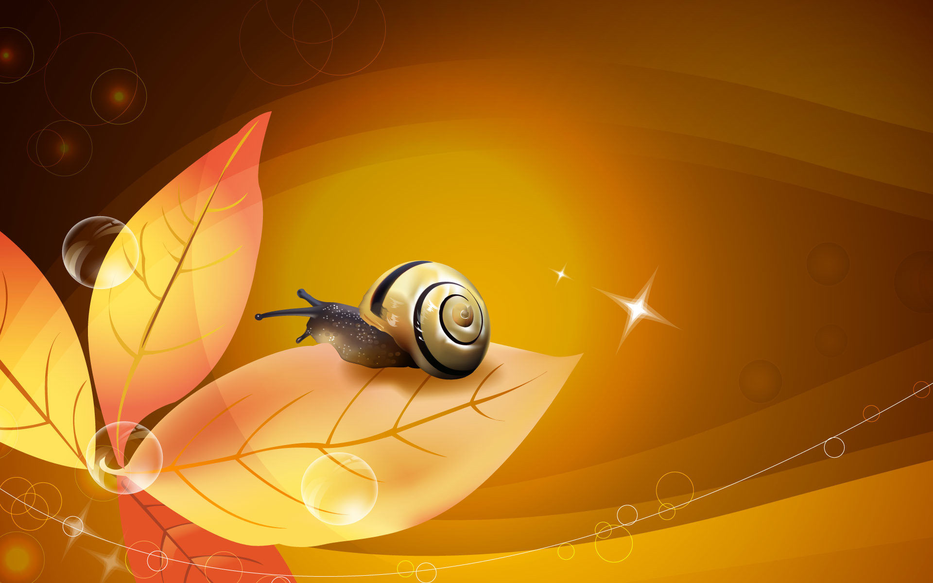 Best Snail wallpaper ID:198902 for High Resolution hd 1920x1200 PC