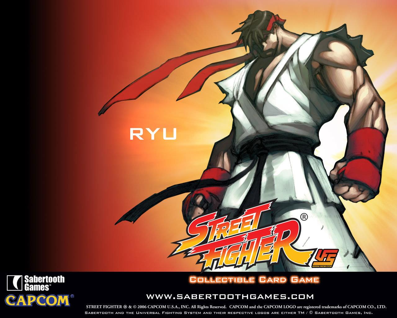 street fighter 5 ryu wallpaper