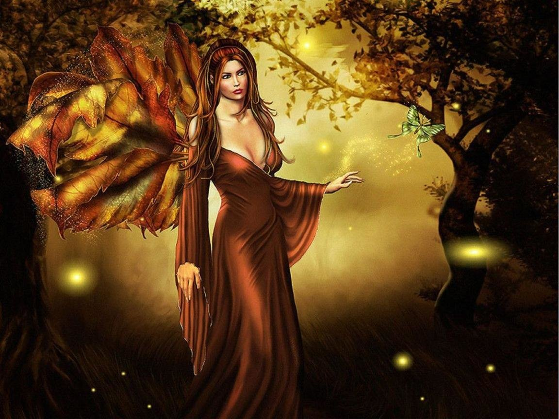High resolution Fairy hd 1152x864 wallpaper ID:96522 for PC