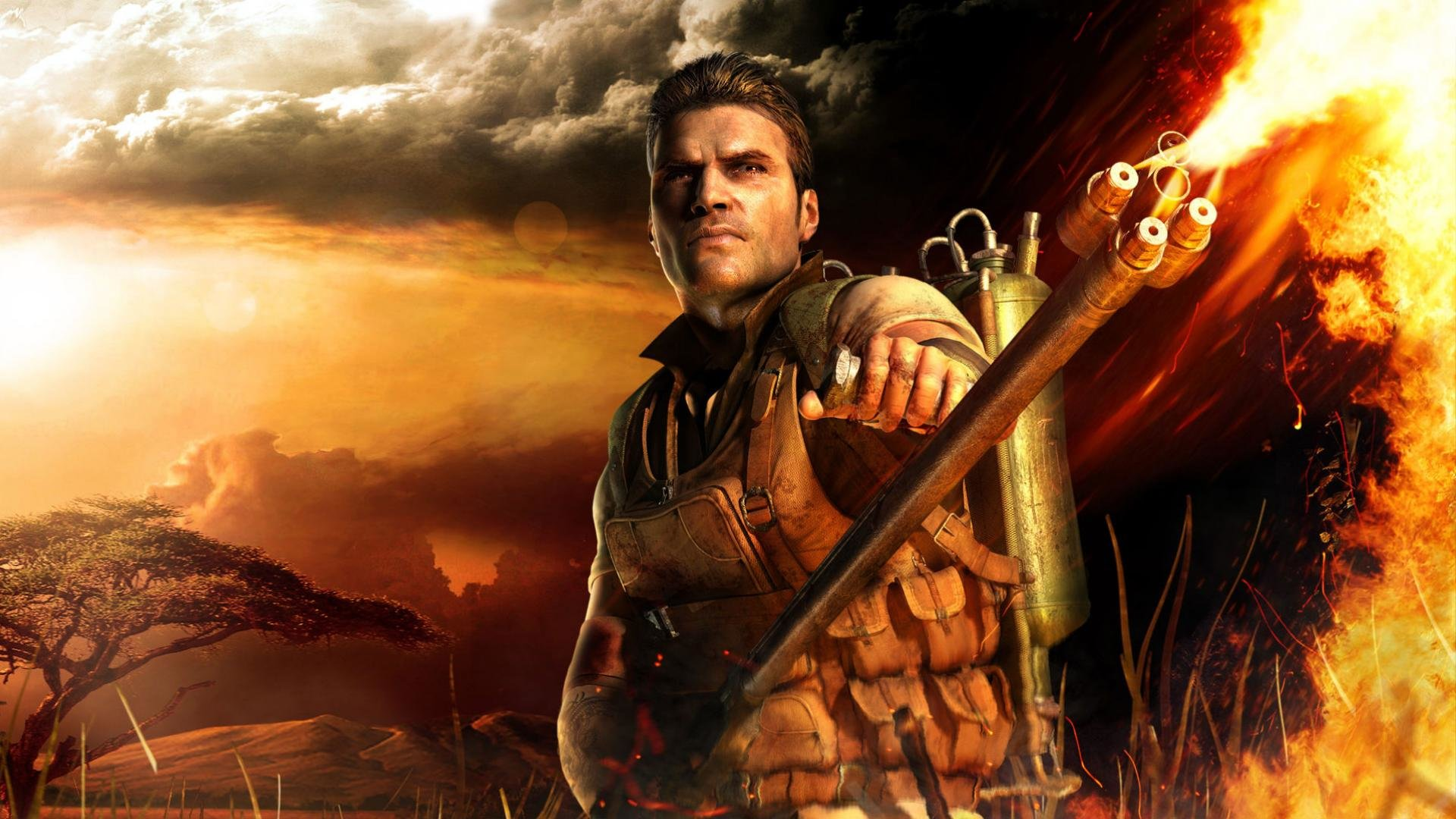 Far Cry 2 Wallpapers 1920x1080 Full Hd 1080p Desktop Backgrounds