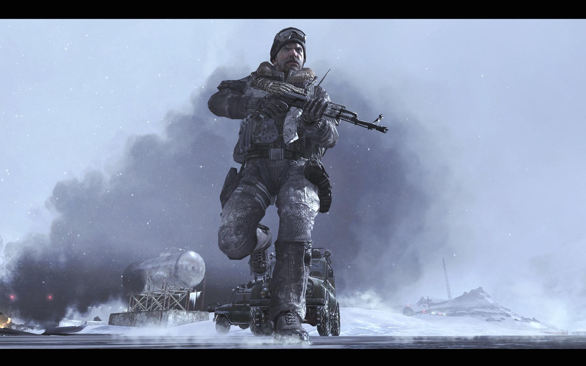 Free Download Call Of Duty 4 Modern Warfare Wallpaper Id 20562 Hd