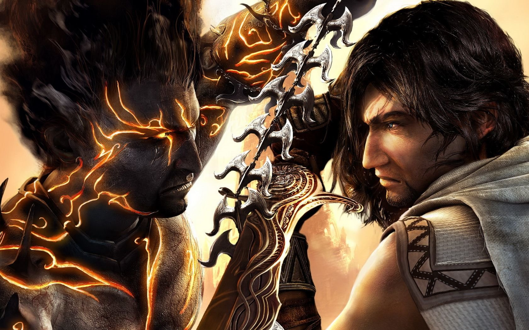 Best Prince Of Persia: The Two Thrones background ID:467180 for High Resolution hd 1680x1050 PC
