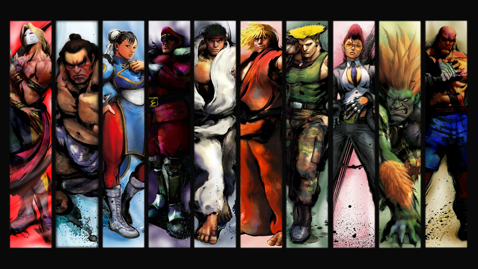 Free Street Fighter High Quality Wallpaper Id 466458 For Hd 1080p