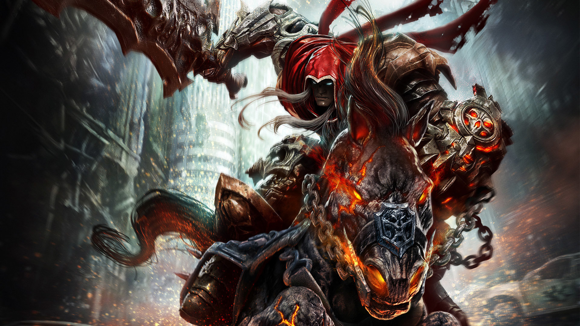 Download full hd 1080p Darksiders PC background ID:409842 for free