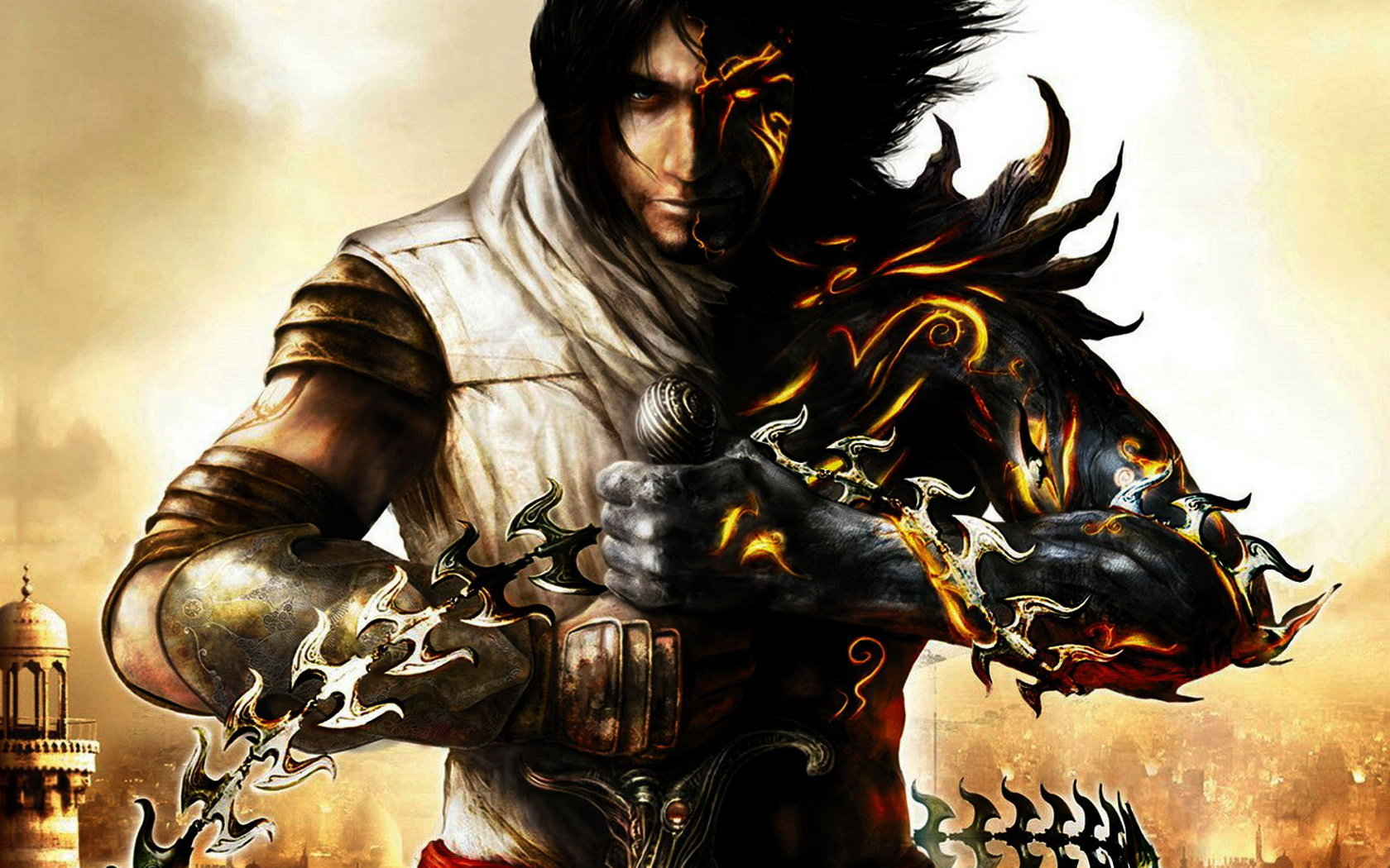 Free download Prince Of Persia: The Two Thrones background ID:467182 hd 1680x1050 for computer