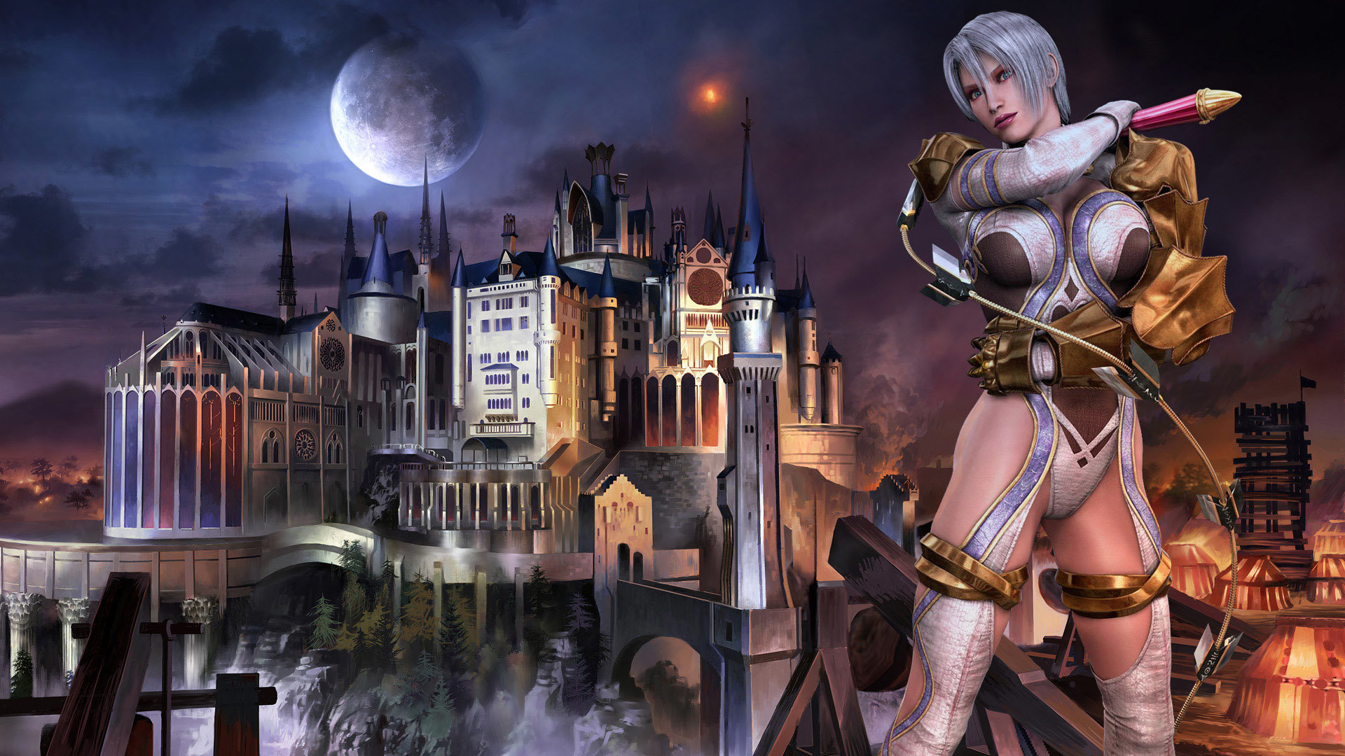 Best Soulcalibur wallpaper ID:246524 for High Resolution full hd PC