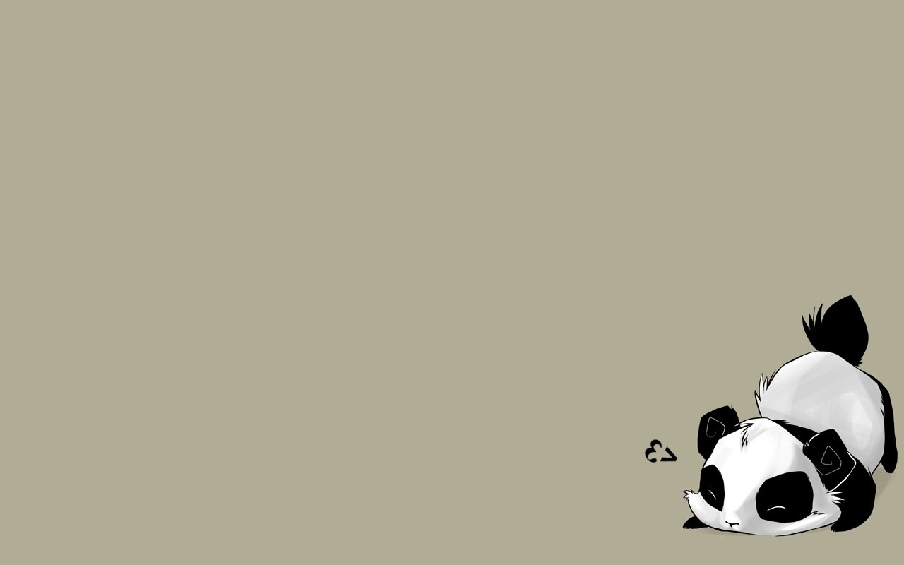 Awesome Panda free background ID:300404 for hd 1280x800 PC