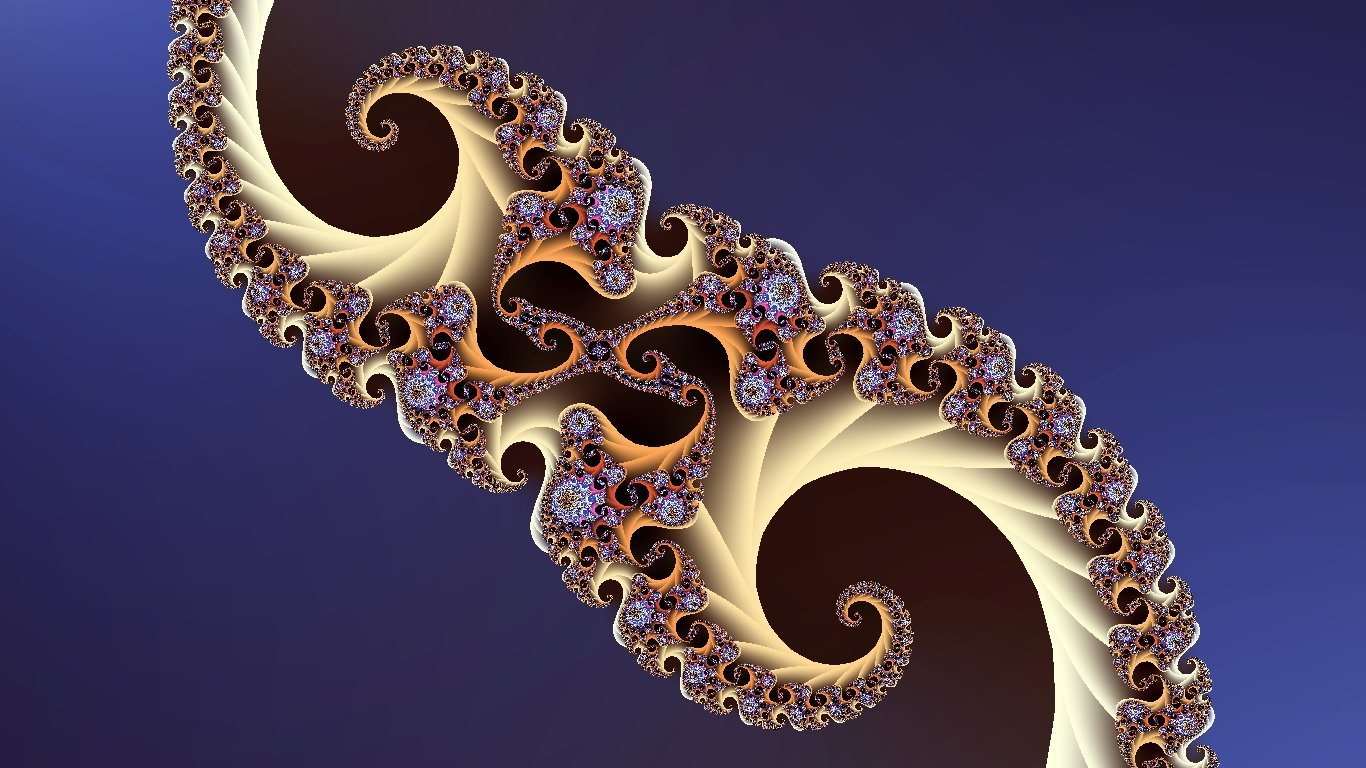 Best Fractal wallpaper ID:94791 for High Resolution hd 1366x768 PC