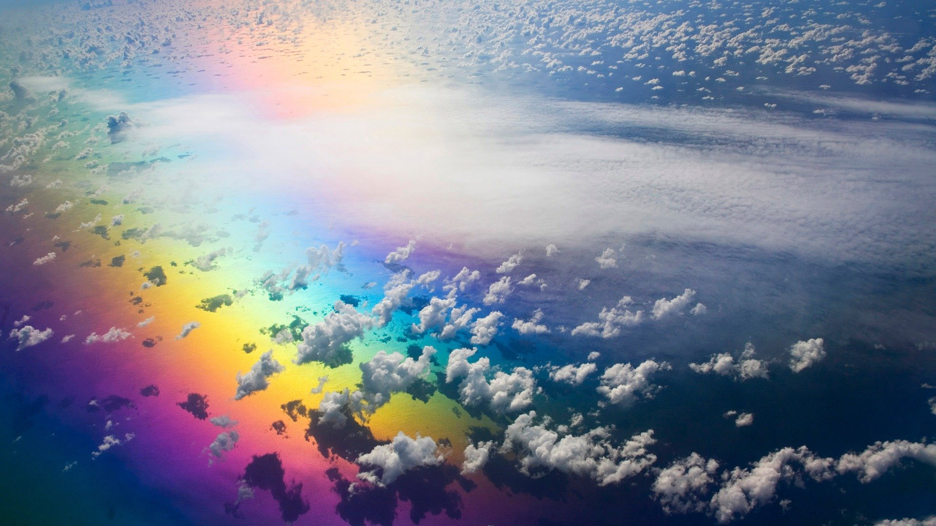 Awesome Rainbow free background ID:402962 for 1080p PC