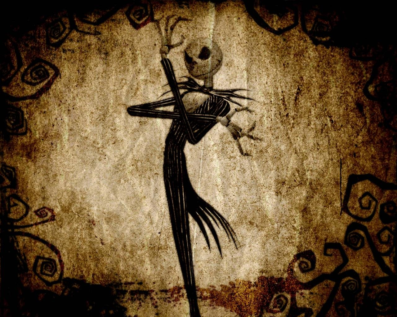 Free The Nightmare Before Christmas high quality background ID:227219 for hd 1280x1024 PC