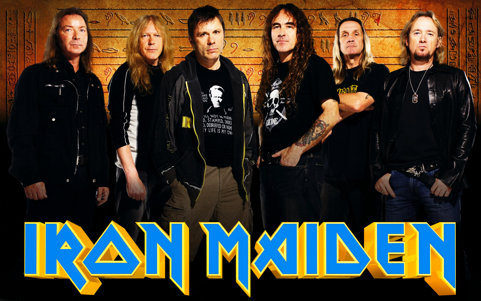 Free download Iron Maiden wallpaper ID:72529 hd 1680x1050 for computer