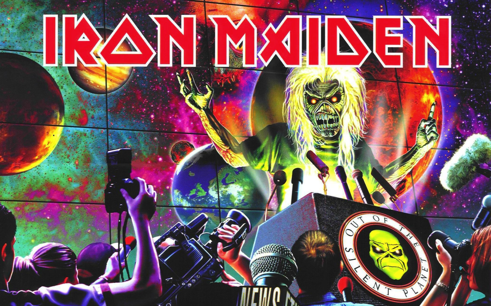 Awesome Iron Maiden Free Wallpaper ID72613 For Hd 1680x1050 PC