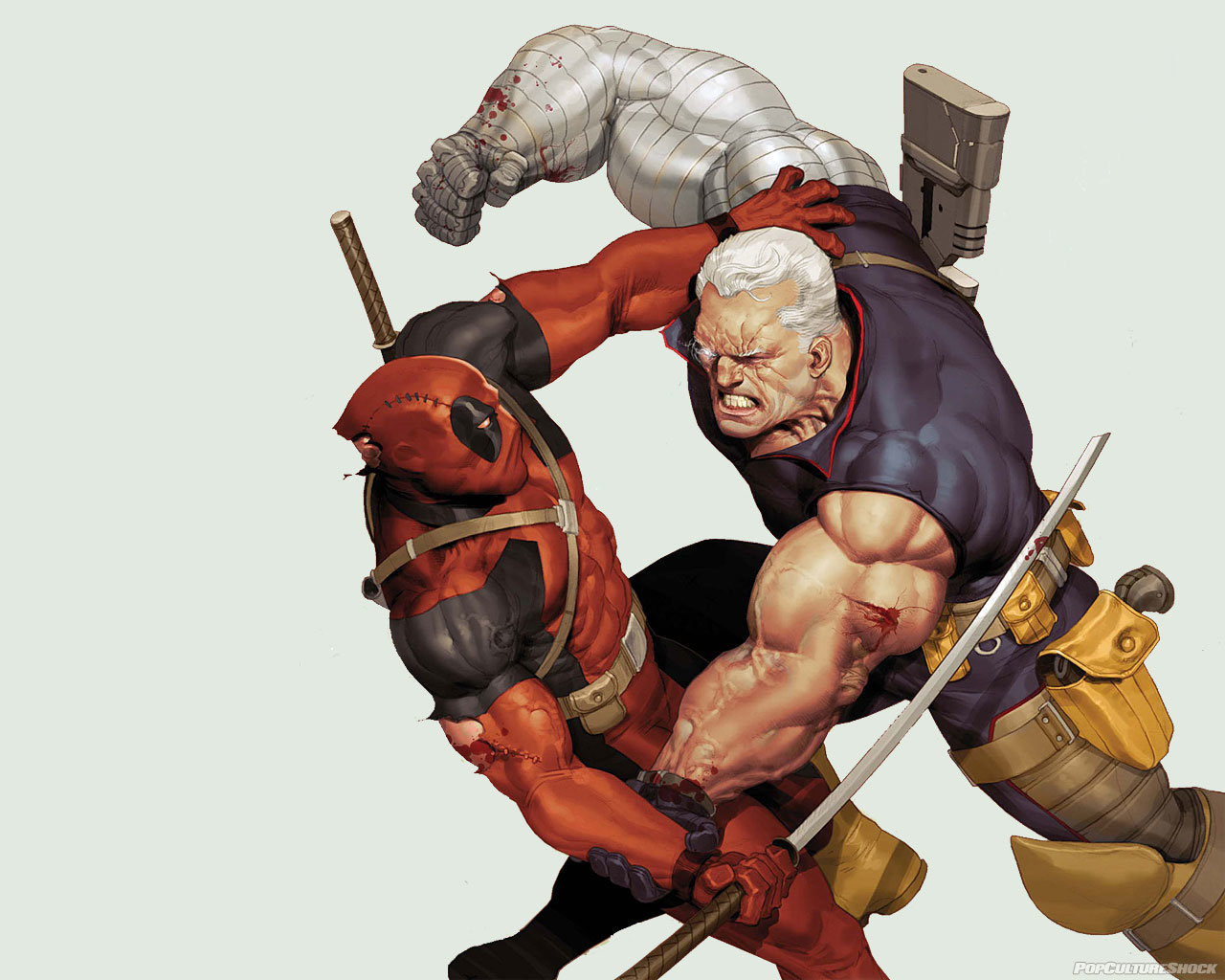 High resolution Cable & Deadpool hd 1280x1024 background ID:467126 for PC