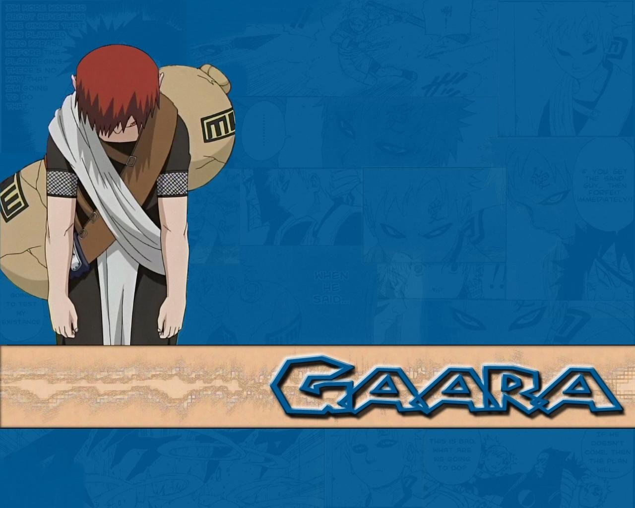 Best Gaara (Naruto) background ID:395983 for High Resolution hd 1280x1024 computer