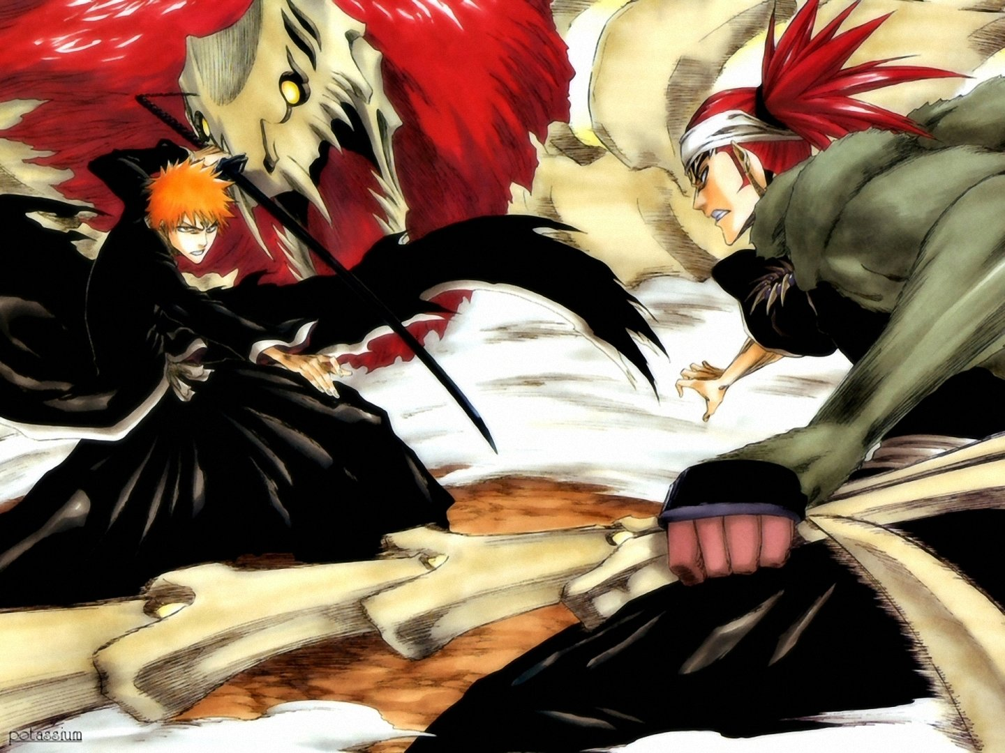 Free Renji Abarai high quality background ID:418996 for hd 1440x1080 PC