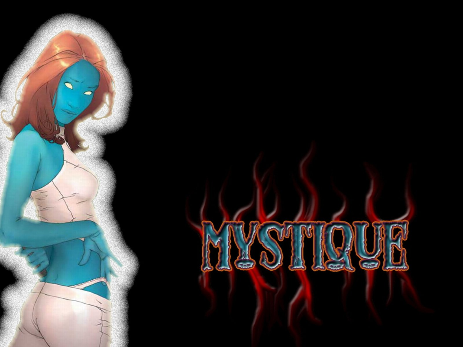 Free Mystique (X-Men) high quality wallpaper ID:326723 for hd 1600x1200 PC