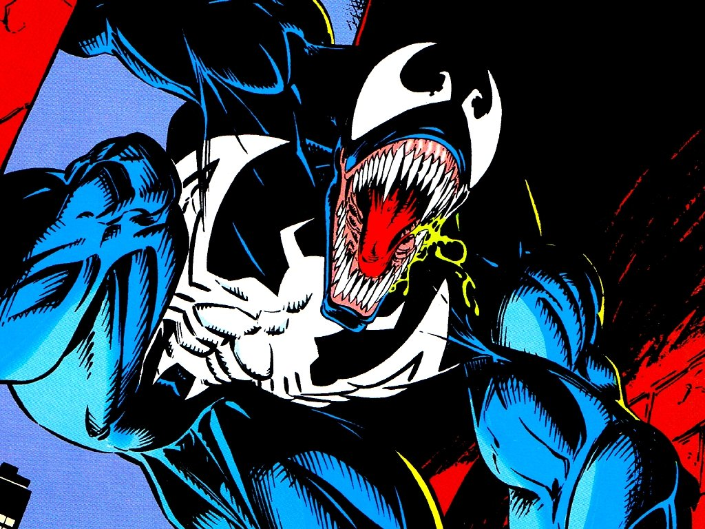 Free download Venom background ID:25594 hd 1024x768 for computer