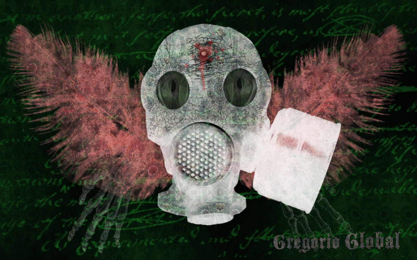 Free Gas Mask high quality wallpaper ID:161634 for hd 1440x900 desktop