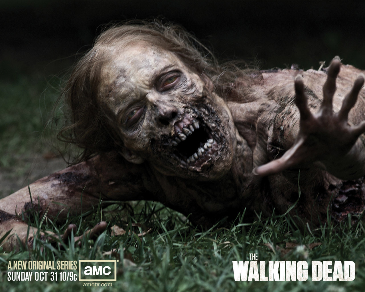Free download The Walking Dead background ID:190181 hd 1280x1024 for desktop