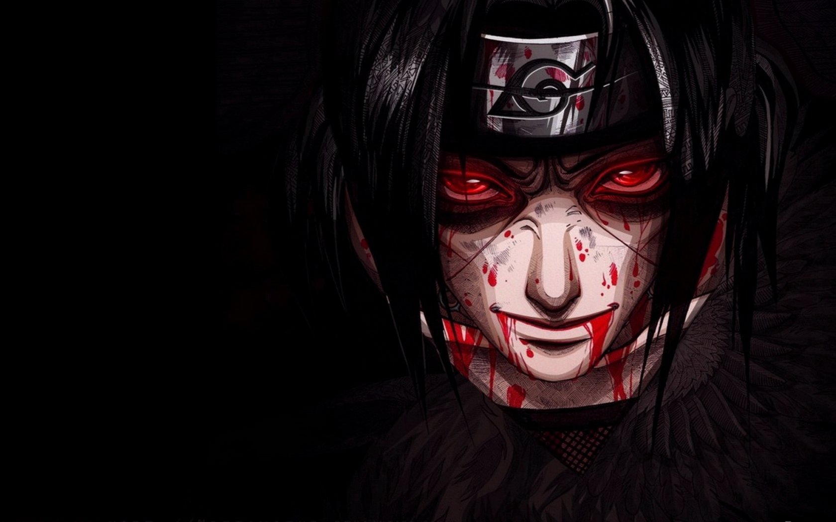 Download hd 1680x1050 Itachi Uchiha computer background ID:395702 for free