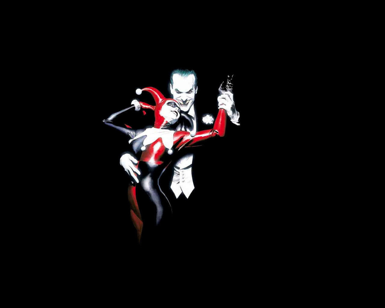 Download hd 1280x1024 Harley Quinn PC background ID:240944 for free